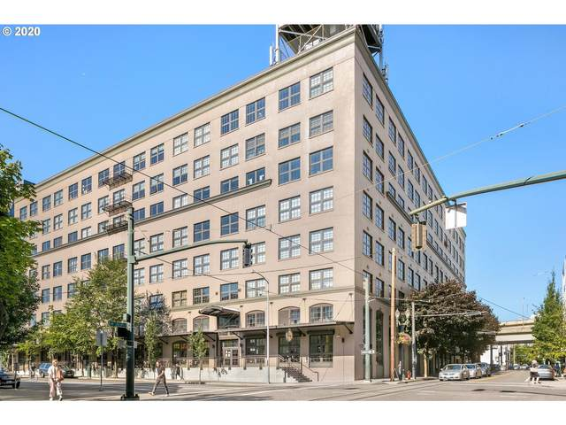 1420 NW Lovejoy St #322, Portland, OR 97209 (MLS #20316780) :: Fox Real Estate Group