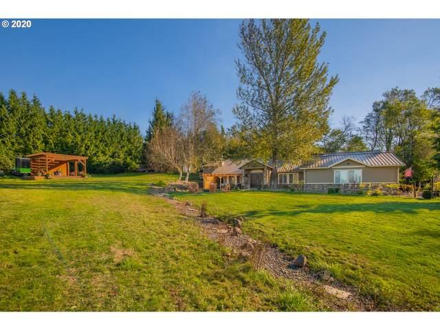 990 NE Littlepage Rd, Corbett, OR 97019 (MLS #20316836) :: Fox Real Estate Group
