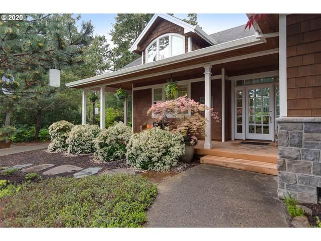 10130 Pine Ridge Dr, Manzanita, OR 97130 (MLS #20317286) :: Townsend Jarvis Group Real Estate