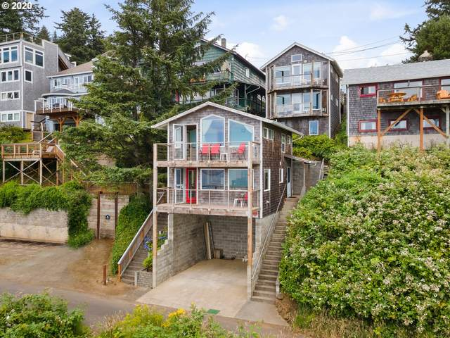 1615 NW Portland Ave, Oceanside, OR 97134 (MLS #20317312) :: Holdhusen Real Estate Group