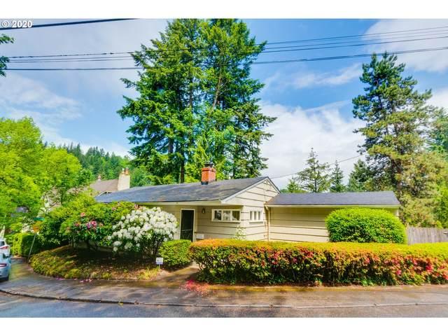 2995 SW Champlain Dr, Portland, OR 97205 (MLS #20317388) :: Holdhusen Real Estate Group