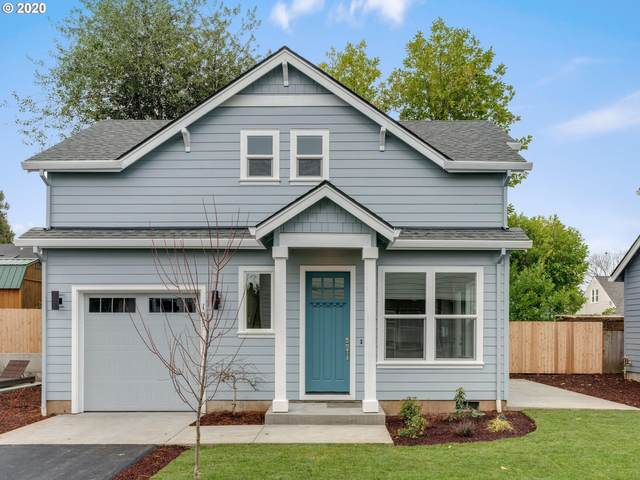 133 SE 55TH Ave B, Portland, OR 97215 (MLS #20317523) :: Cano Real Estate