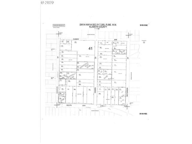 Tax Lot ID 898833, Klamath Falls, OR 97603 (MLS #20317961) :: The Galand Haas Real Estate Team