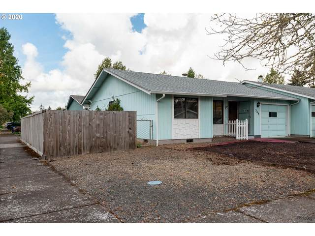 364 49TH St, Springfield, OR 97478 (MLS #20318536) :: Song Real Estate