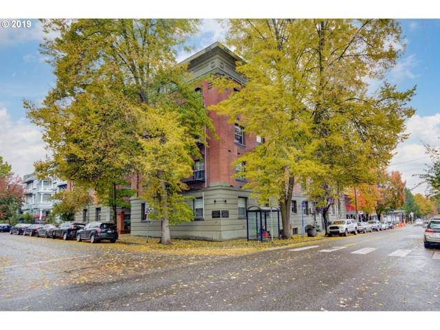 2109 NW Irving St #106, Portland, OR 97210 (MLS #20318822) :: Change Realty