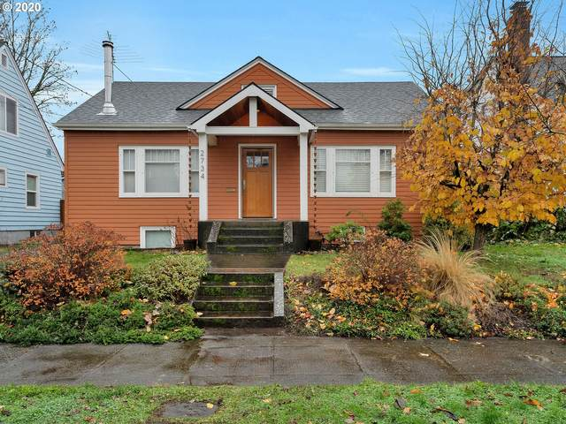 2734 NE 65TH Ave, Portland, OR 97213 (MLS #20318916) :: The Liu Group