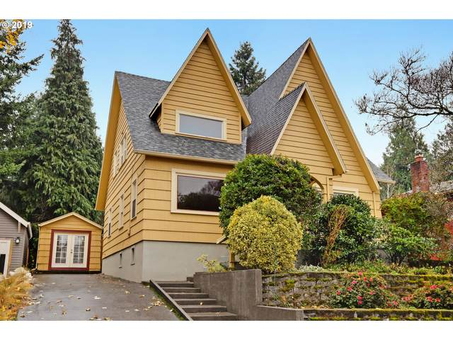 2204 NE 50TH Ave, Portland, OR 97213 (MLS #20319361) :: Matin Real Estate Group