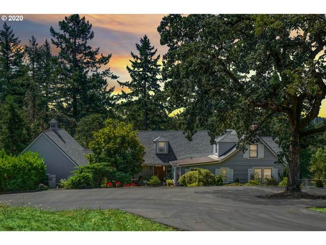 615 Scenic Dr, Albany, OR 97321 (MLS #20319387) :: McKillion Real Estate Group