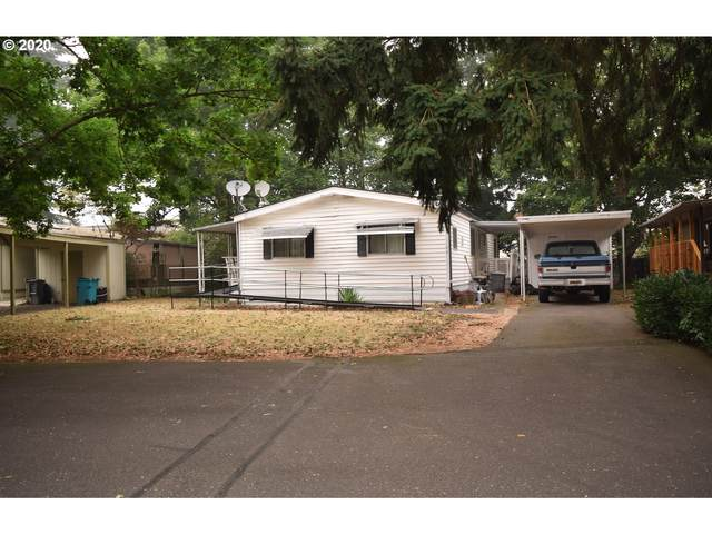 5404 NE 121ST Ave #108, Vancouver, WA 98660 (MLS #20319404) :: Piece of PDX Team