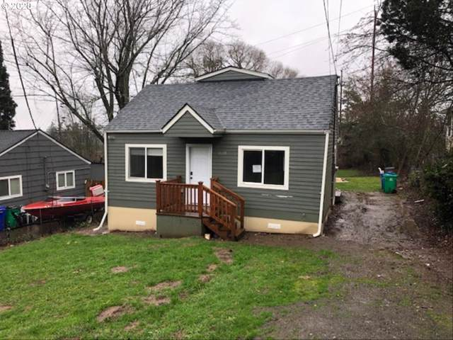 11605 SW 64TH Ave, Portland, OR 97219 (MLS #20319478) :: Gustavo Group