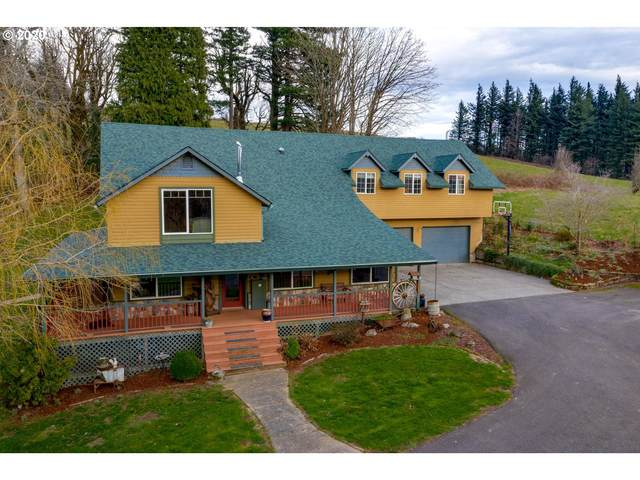 642 Belle Center Rd, Washougal, WA 98671 (MLS #20319736) :: Next Home Realty Connection