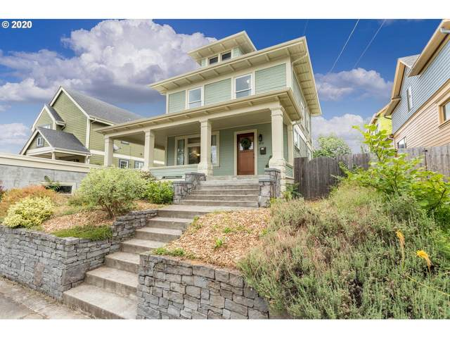 4712 NE 15TH Ave, Portland, OR 97211 (MLS #20320075) :: The Liu Group