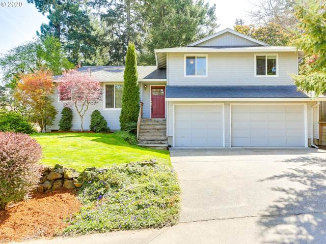 7850 SW Gentle Woods Dr, Tigard, OR 97224 (MLS #20320459) :: Song Real Estate