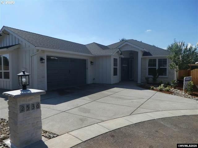 2611 Riverstone Loop NE, Albany, OR 97321 (MLS #20320478) :: Song Real Estate