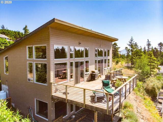 5205 Castle Dr, Oceanside, OR 97134 (MLS #20321387) :: Gustavo Group