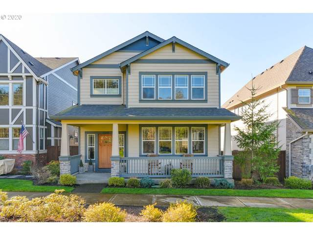12200 SW Palermo St, Wilsonville, OR 97070 (MLS #20322067) :: Matin Real Estate Group