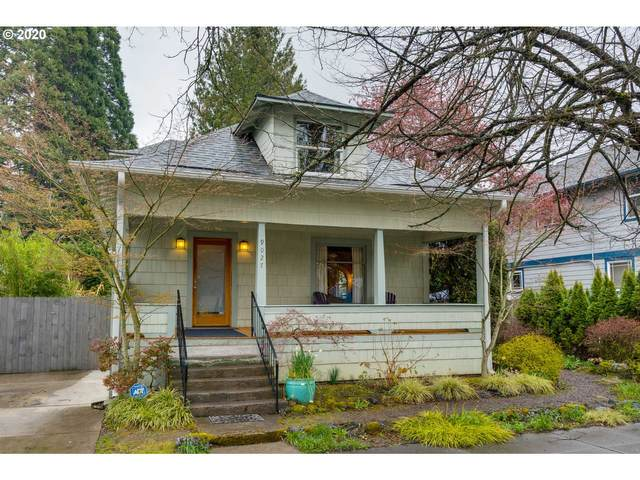 9027 N Smith St, Portland, OR 97203 (MLS #20322372) :: Change Realty