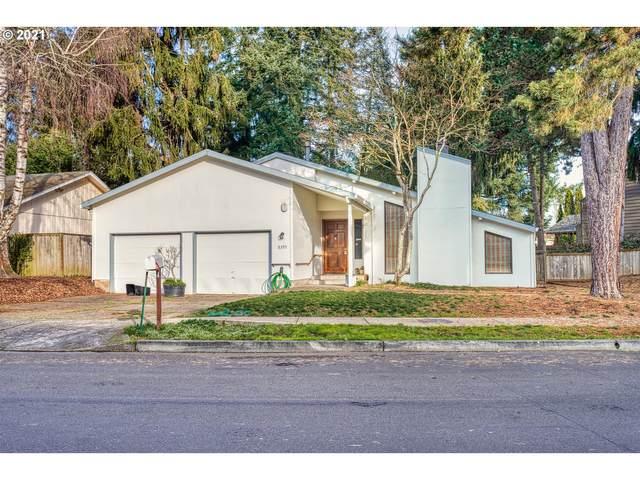 8395 SW Seminole Trl, Tualatin, OR 97062 (MLS #20322804) :: Song Real Estate