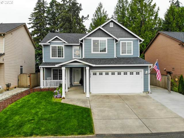 1616 SE 2ND Pl, Battle Ground, WA 98604 (MLS #20323046) :: Lucido Global Portland Vancouver