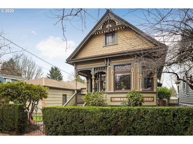 3207 SE 25TH Ave, Portland, OR 97202 (MLS #20323072) :: Next Home Realty Connection