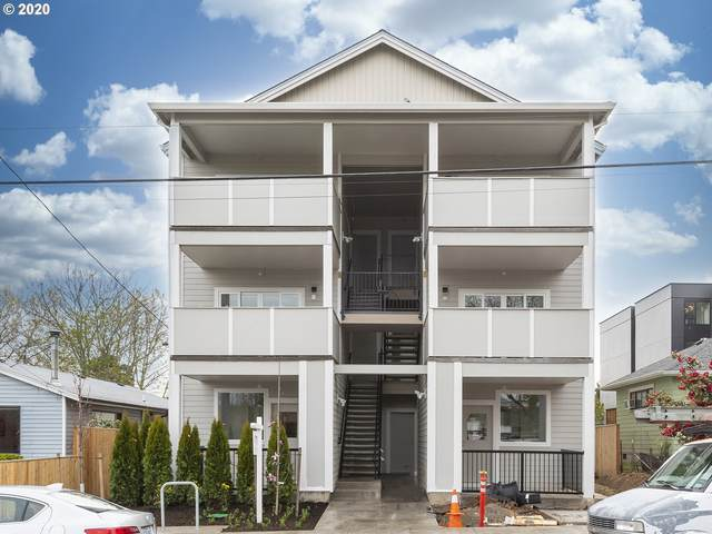 6822 NE Grand Ave #4, Portland, OR 97211 (MLS #20323368) :: Holdhusen Real Estate Group