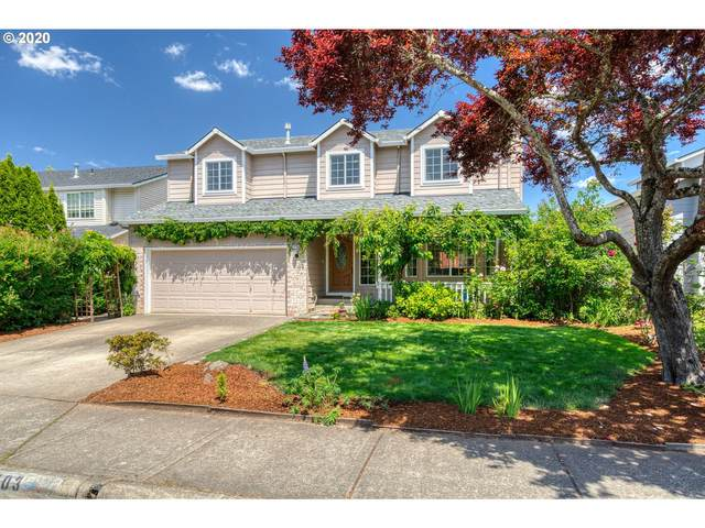 16103 SW Dewberry Ln, Tigard, OR 97223 (MLS #20323784) :: Gustavo Group