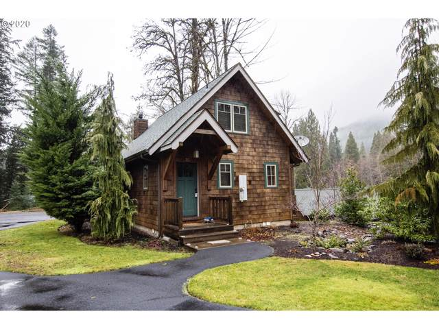 56483 Mckenzie Hwy Sp 20, Mckenzie Bridge, OR 97413 (MLS #20323826) :: Townsend Jarvis Group Real Estate