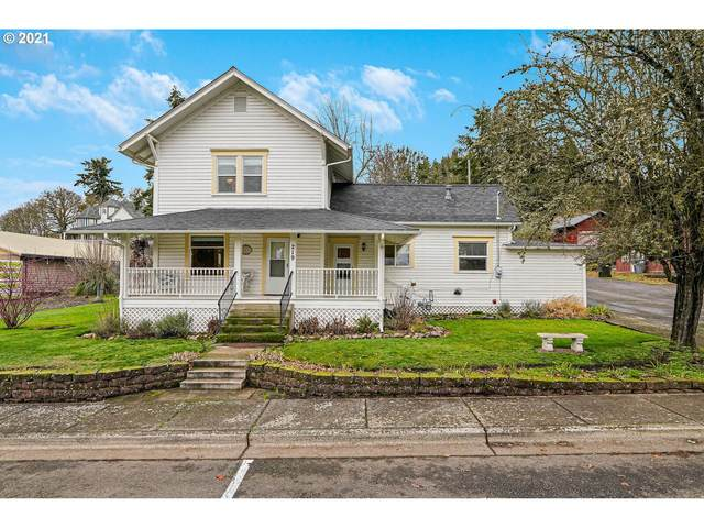 219 Stanard Ave, Brownsville, OR 97327 (MLS #20323975) :: Real Tour Property Group