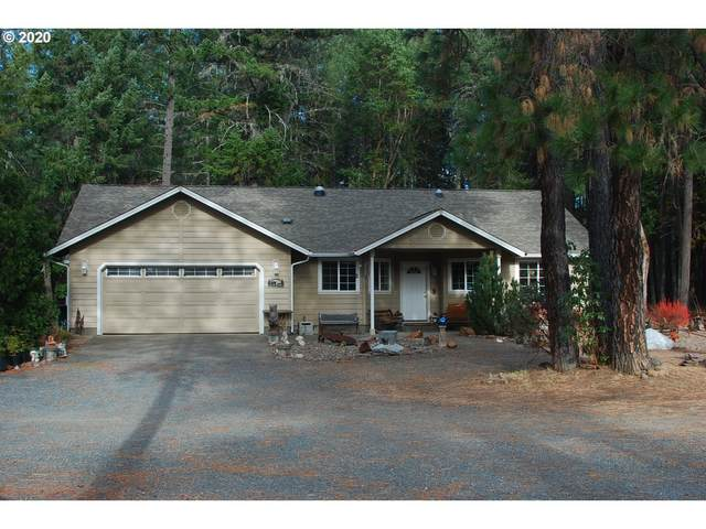 656 Logan Cut Dr, Cave Junction, OR 97523 (MLS #20324466) :: Song Real Estate