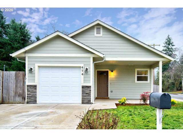 474 W Water St, Stayton, OR 97383 (MLS #20324536) :: Next Home Realty Connection