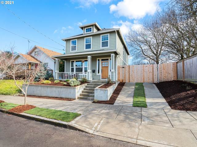 7120 NE 13TH Ave, Portland, OR 97211 (MLS #20324672) :: Song Real Estate