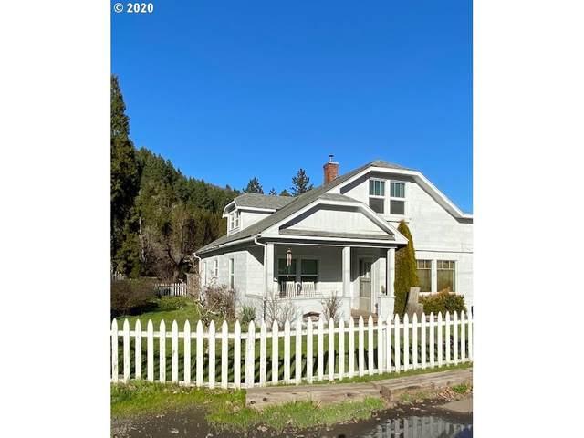 47393 Hwy 58, Oakridge, OR 97463 (MLS #20325289) :: McKillion Real Estate Group