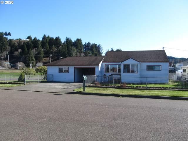 908 Fir Ave, Reedsport, OR 97467 (MLS #20326263) :: McKillion Real Estate Group