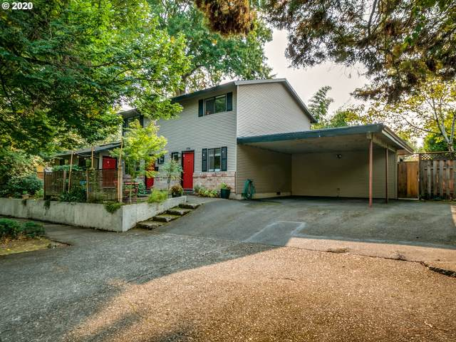 2730 SE Alder St, Portland, OR 97214 (MLS #20327273) :: Beach Loop Realty