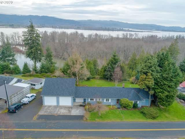 50 Messinger Hill Dr, Cathlamet, WA 98612 (MLS #20327307) :: Song Real Estate