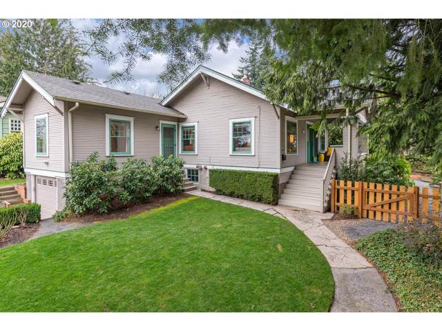 3512 SW Falcon St, Portland, OR 97219 (MLS #20327366) :: Next Home Realty Connection