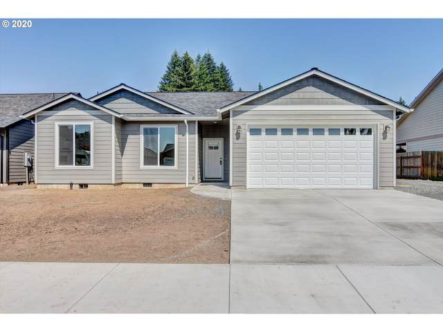 1248 SW 3RD Ave, Mill City, OR 97360 (MLS #20327426) :: Song Real Estate