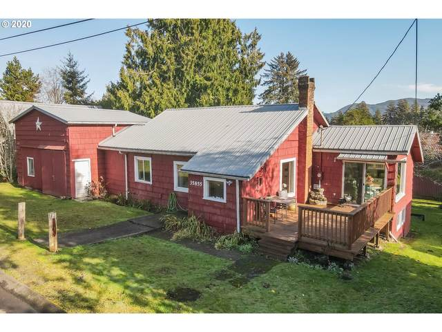 35855 10th St, Nehalem, OR 97131 (MLS #20327473) :: Gustavo Group
