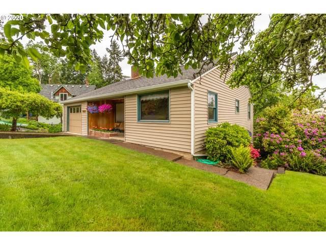 605 Fulvue Dr, Eugene, OR 97405 (MLS #20327478) :: Song Real Estate