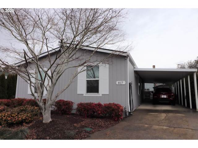 817 SW Williamsburg Way #315, Beaverton, OR 97006 (MLS #20327546) :: Next Home Realty Connection