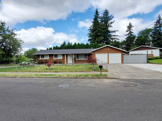 1611 SE 141ST Ave, Portland, OR 97233 (MLS #20327656) :: Fox Real Estate Group