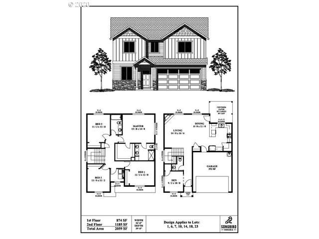 6506 NE 49th Cir, Vancouver, WA 98661 (MLS #20327909) :: McKillion Real Estate Group