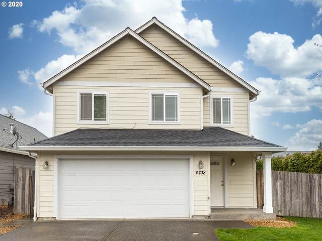 4438 NE 136TH Ave, Vancouver, WA 98682 (MLS #20328010) :: Next Home Realty Connection