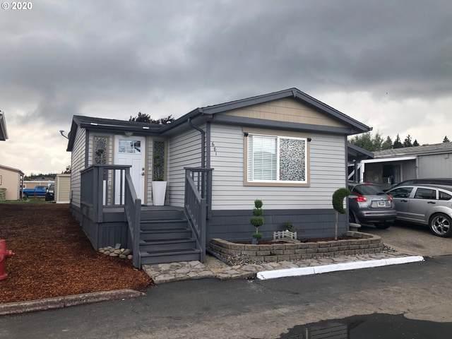 681 SW Concord Way, Beaverton, OR 97006 (MLS #20328125) :: Holdhusen Real Estate Group