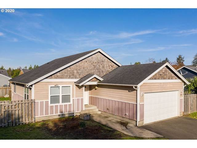 1316 Bailey Ln, Gearhart, OR 97138 (MLS #20328338) :: Gustavo Group