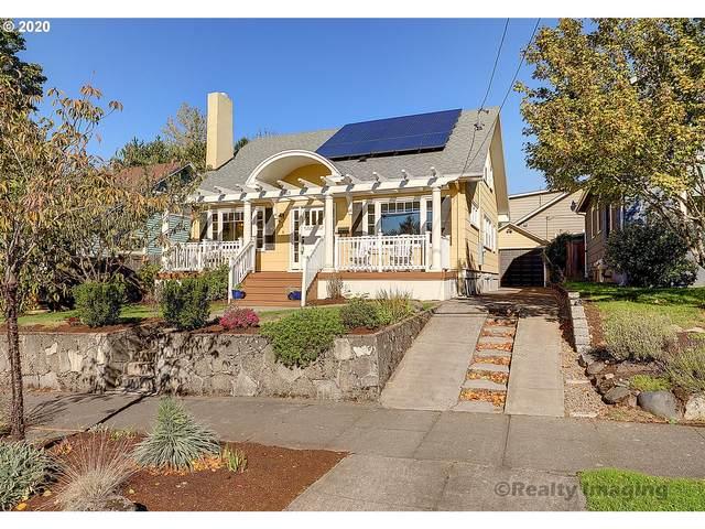 5015 NE Multnomah St, Portland, OR 97213 (MLS #20328414) :: Real Tour Property Group