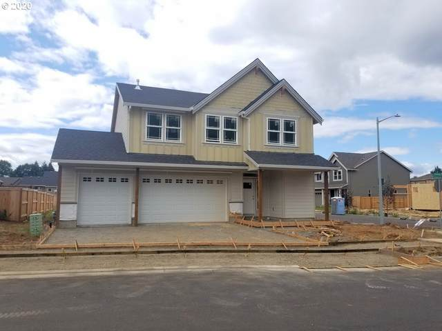 19583 Orchard Grove Ln, Oregon City, OR 97045 (MLS #20328569) :: Fox Real Estate Group