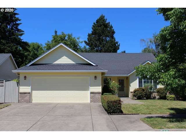 549 Naismith Blvd, Eugene, OR 97404 (MLS #20328624) :: Song Real Estate