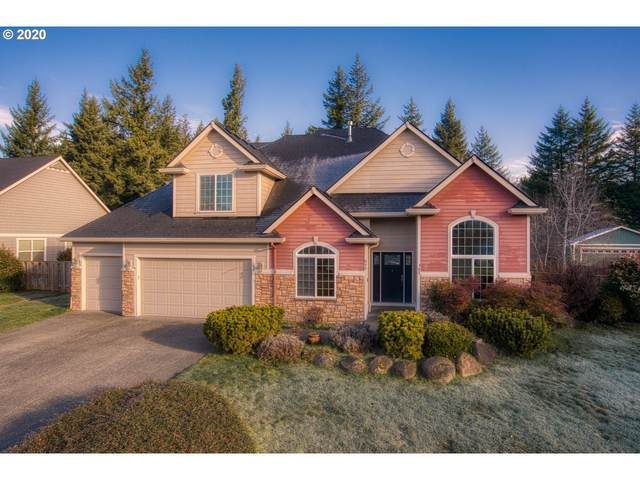 845 NW Angel Heights Rd, Stevenson, WA 98648 (MLS #20328712) :: Matin Real Estate Group