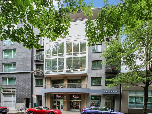 327 NW Park Ave #3A, Portland, OR 97209 (MLS #20329208) :: Change Realty